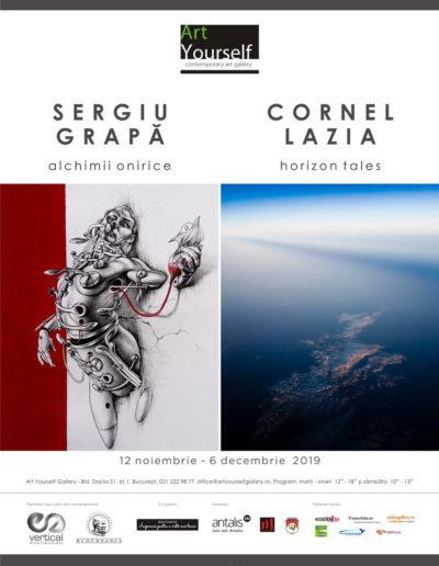 """""""Oniric Alchemy"""" exhibition Bucharest"""