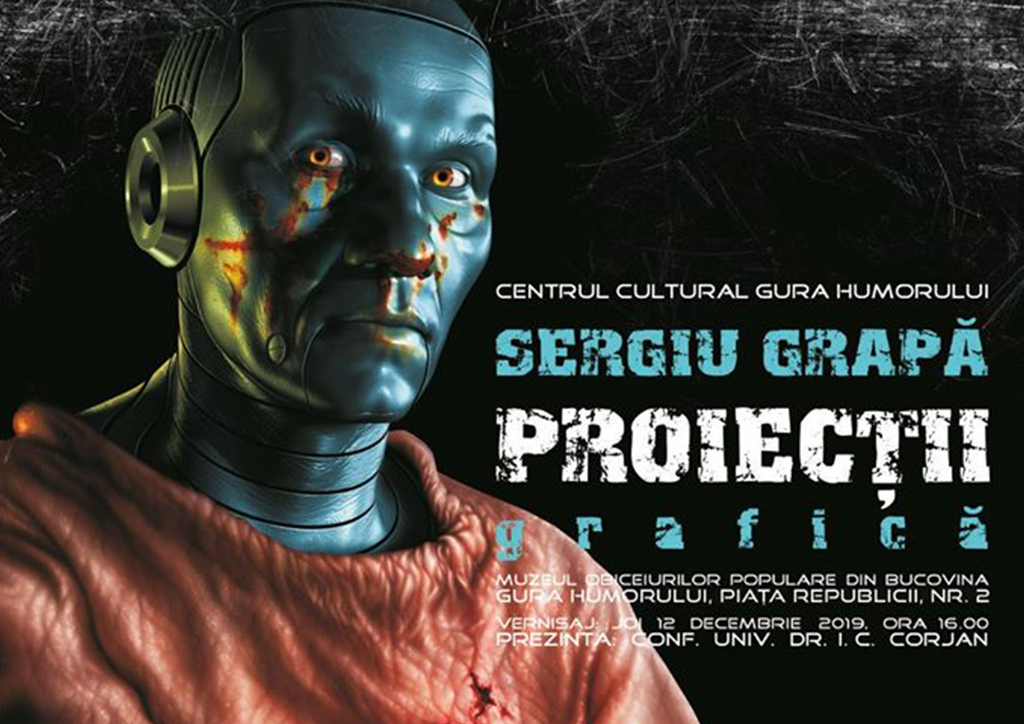 Art exhibition Proiectii