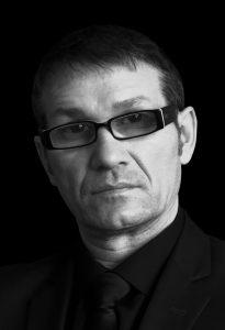 Sergiu Grapa Artist Portret